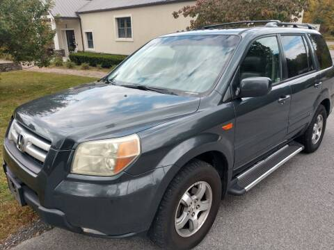 2006 Honda Pilot for sale at Wallet Wise Wheels in Montgomery NY