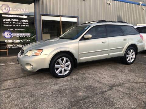 2006 Subaru Outback for sale at Chehalis Auto Center in Chehalis WA