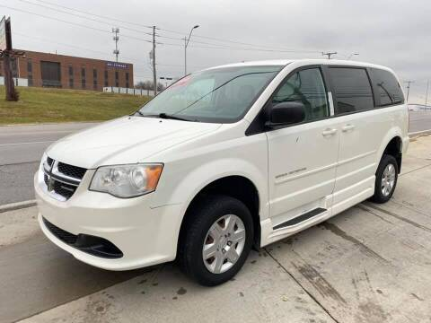 2012 Dodge Grand Caravan for sale at Quick Stop Motors in Kansas City MO