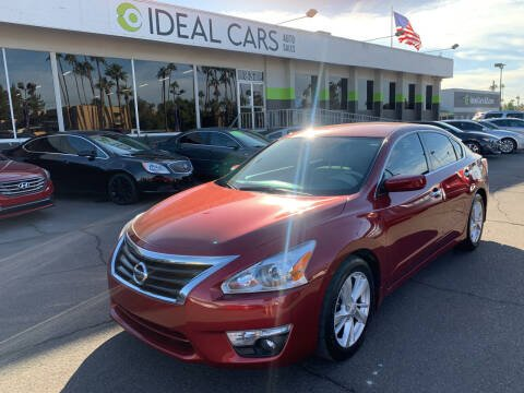 2015 Nissan Altima for sale at Ideal Cars East Mesa in Mesa AZ