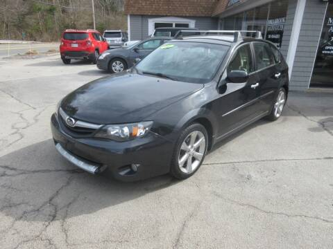 2011 Subaru Impreza for sale at Millbrook Auto Sales in Duxbury MA