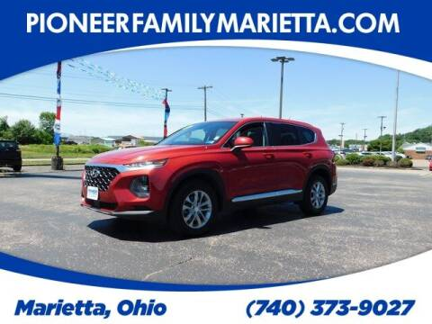 2019 Hyundai Santa Fe for sale at Pioneer Family preowned autos in Williamstown WV