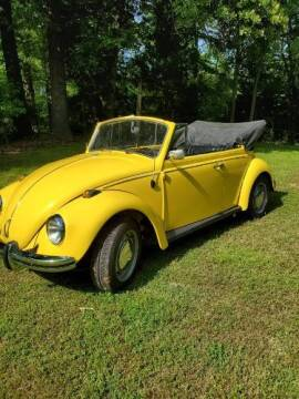 1969 Volkswagen Beetle for sale at Classic Car Deals in Cadillac MI