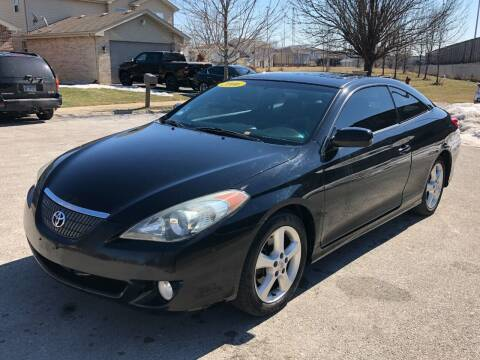 2006 Toyota Camry Solara for sale at Posen Motors in Posen IL