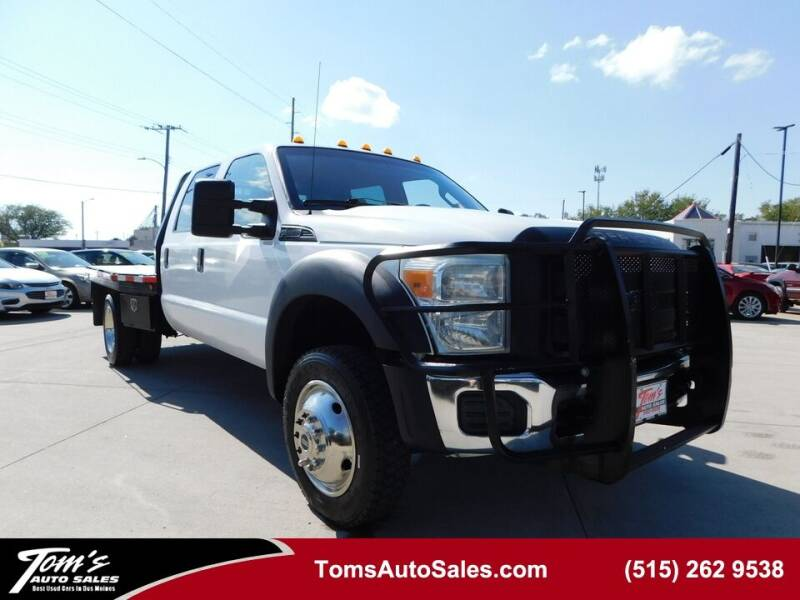 2011 Ford F-450 Super Duty for sale in Des Moines, IA