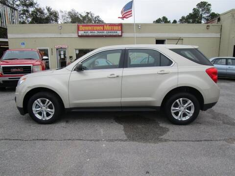 2013 Chevrolet Equinox for sale at DERIK HARE in Milton FL