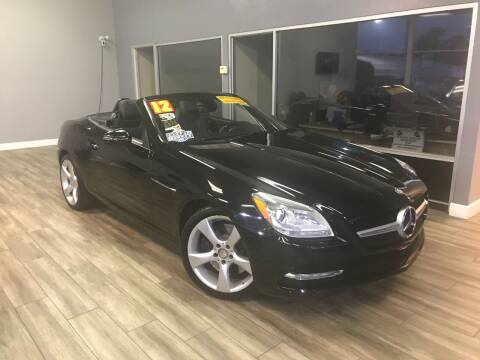 2012 Mercedes-Benz SLK for sale at Golden State Auto Inc. in Rancho Cordova CA