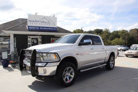 2013 RAM Ram Pickup 1500 for sale at Maryville Auto Sales in Maryville TN