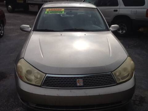 2003 Saturn L-Series for sale at Easy Credit Auto Sales in Cocoa FL