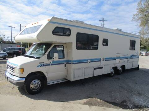 1994 Gulf Stream QUEST 102 for sale at Schrader - Used Cars in Mount Pleasant IA