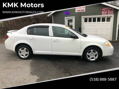 2007 Chevrolet Cobalt for sale at KMK Motors in Latham NY