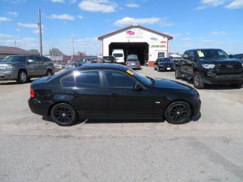 2007 BMW 3 Series for sale at Jefferson St Motors in Waterloo IA