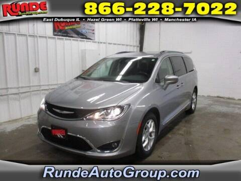 2018 Chrysler Pacifica for sale at Runde Chevrolet in East Dubuque IL
