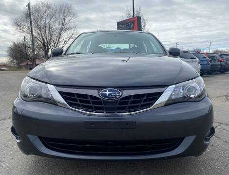 2009 Subaru Impreza for sale at Rides Unlimited in Nampa ID