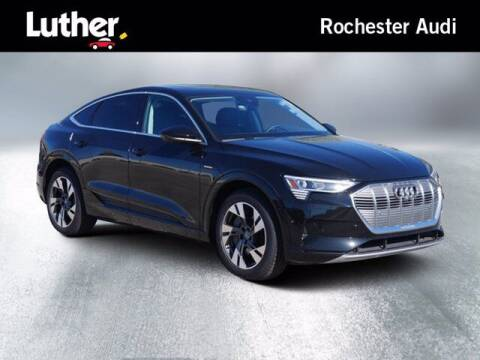 2020 Audi e-tron for sale at Park Place Motor Cars in Rochester MN