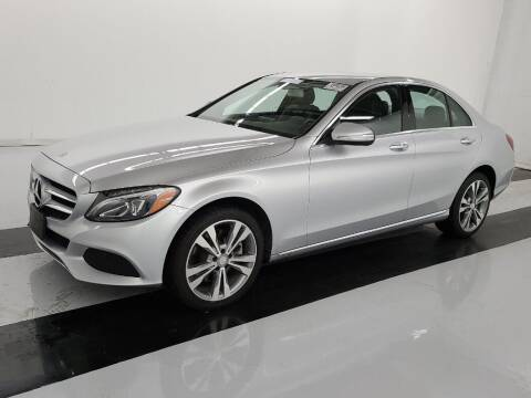 2015 Mercedes-Benz C-Class for sale at A.I. Monroe Auto Sales in Bountiful UT