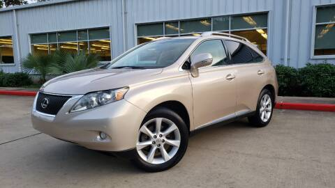 2011 Lexus RX 350 for sale at Houston Auto Preowned in Houston TX
