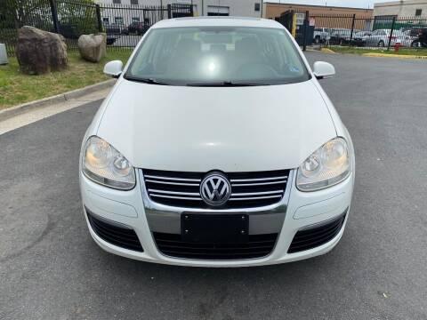 2007 Volkswagen Jetta for sale at Dreams Auto Sales LLC in Leesburg VA
