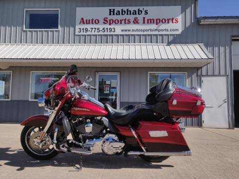 2009 Harley-Davidson ULTRA CLASSIC for sale at Habhab's Auto Sports & Imports in Cedar Rapids IA
