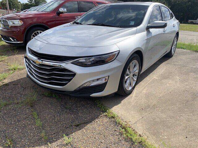2019 Chevrolet Malibu for sale at CROWN  DODGE CHRYSLER JEEP RAM FIAT in Pascagoula MS