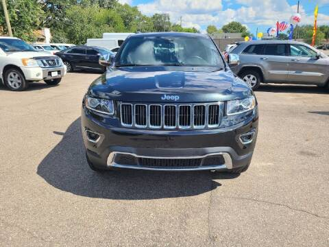 2014 Jeep Grand Cherokee for sale at Redford Auto Quality Used Cars in Redford MI