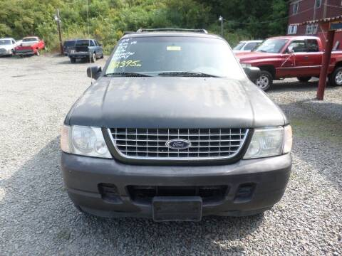 2004 Ford Explorer for sale at FERNWOOD AUTO SALES in Nicholson PA