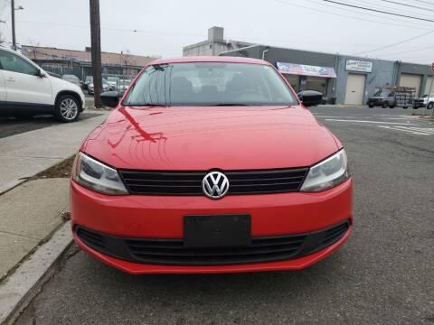 2011 Volkswagen Jetta for sale at SUNSHINE AUTO SALES LLC in Paterson NJ