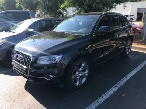 2013 Audi Q5 for sale at Southern Auto Solutions-Jim Ellis Hyundai in Marietta GA