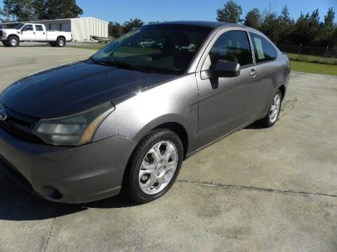 2010 Ford Focus for sale at VANN'S AUTO MART in Jesup GA
