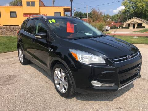 2014 Ford Escape for sale at Midwest Motors 215 Inc. in Bonner Springs KS
