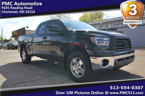 2008 Toyota Tundra for sale at PMC Automotive in Cincinnati OH