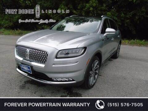 2021 Lincoln Nautilus for sale at Fort Dodge Ford Lincoln Toyota in Fort Dodge IA