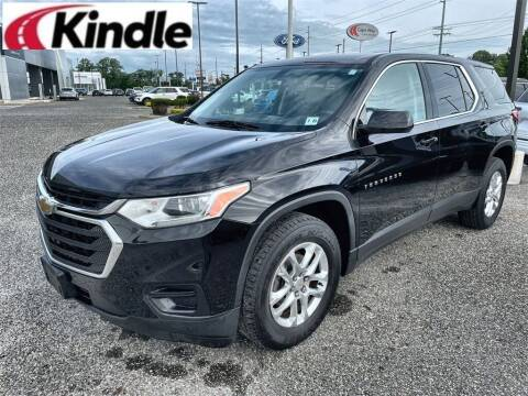 2018 Chevrolet Traverse for sale at Kindle Auto Plaza in Cape May Court House NJ