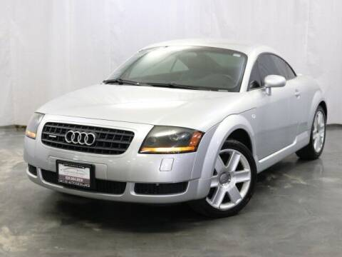 2004 Audi TT for sale at United Auto Exchange in Addison IL