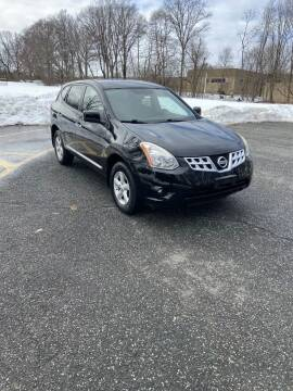 2013 Nissan Rogue for sale at TJS Auto Sales Inc in Roselle NJ