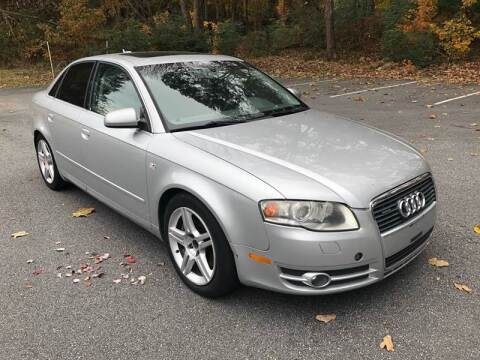 2005 Audi A4 for sale at ATLANTA AUTO WAY in Duluth GA