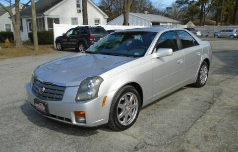 2003 Cadillac CTS for sale at Ridetime Auto in Suffolk VA