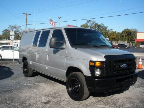 2008 Ford E-Series Cargo for sale at Priceline Automotive in Tampa FL