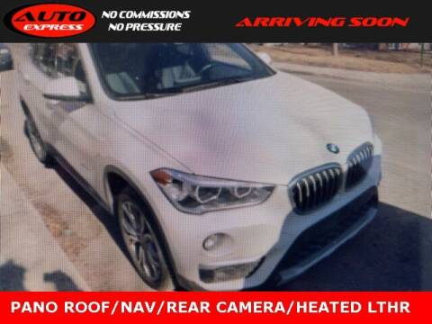 2018 BMW X1 for sale at Auto Express in Lafayette IN