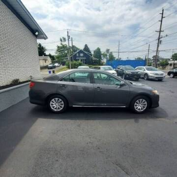 2014 Toyota Camry for sale at 599 Drives in Runnemede NJ