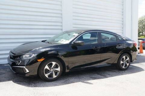 2019 Honda Civic for sale at Michael's Auto Sales Corp in Hollywood FL