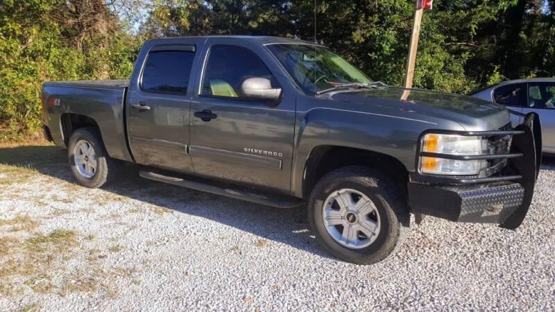 2011 Chevrolet Silverado 1500 for sale at Victory Auto Sales LLC in Mooreville MS