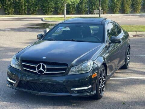 2013 Mercedes-Benz C-Class for sale at Orlando Auto Sale in Port Orange FL
