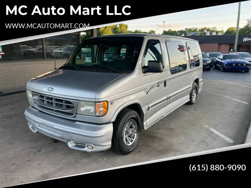 2002 Ford E-Series Cargo for sale at MC Auto Mart LLC in Hermitage TN