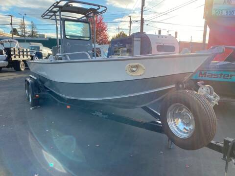 2008 River Hawk Center Console for sale at Dorn Brothers Truck and Auto Sales in Salem OR