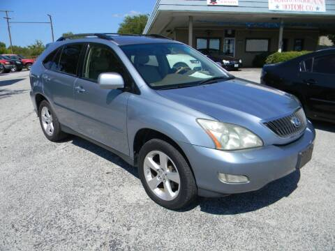 2007 Lexus RX 350 for sale at North American Motor Company in Fort Worth TX