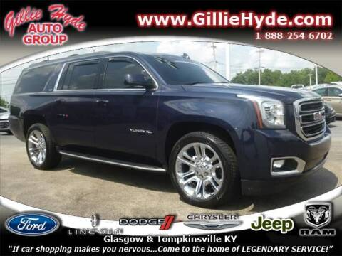 2018 GMC Yukon XL for sale at Gillie Hyde Auto Group in Glasgow KY