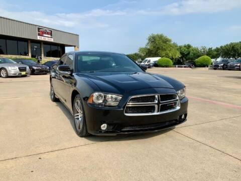 2014 Dodge Charger for sale at KIAN MOTORS INC in Plano TX