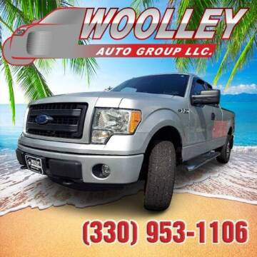 2014 Ford F-150 for sale at Woolley Auto Group LLC in Poland OH