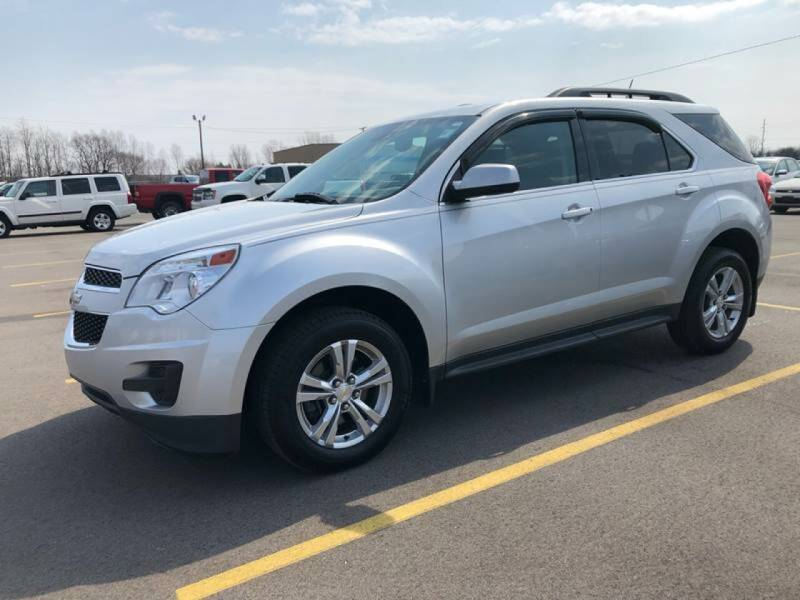 2014 Chevrolet Equinox for sale at AutoWorx Sales in Columbia City IN